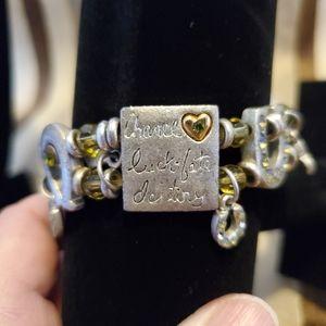 Jewelry - Lucky charm bracelet